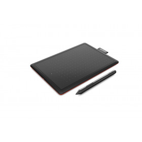 Wacom One by Medium tavoletta grafica 2540 lpi (linee per pollice) 216 x 135 mm USB Nero
