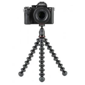 Joby GorillaPod 1K Kit treppiede Fotocamere digitali/film 3 gamba/gambe Nero, Antracite