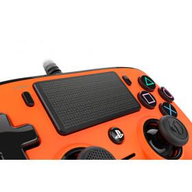NACON PS4OFCPADORANGE periferica di gioco Gamepad PlayStation 4 Arancione