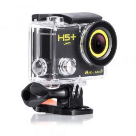 Midland H5+ 4MP 4K Ultra HD Wi-Fi 58g fotocamera per sport d'azione