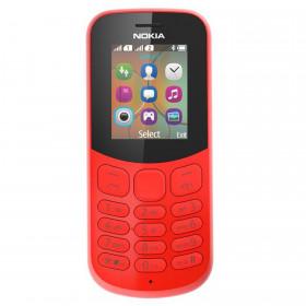 """Nokia 130 (2017) 4,57 cm (1.8"""") 68 g Rosso Caratteristica del telefono"""