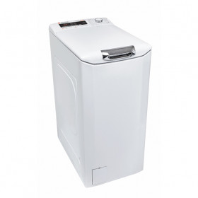 Hoover HNOT S372DA-01 Libera installazione Caricamento dall'alto 7kg 1200Giri/min A+++ Bianco lavatrice