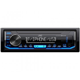 JVC KD-X351BT Bluetooth Nero autoradio