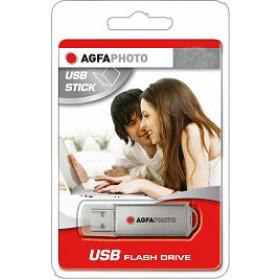 AgfaPhoto 4GB Drive unità flash USB USB tipo A 2.0 Grigio