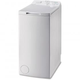 Indesit BTW A61052 (IT) lavatrice Libera installazione Caricamento dall'alto Bianco 6 kg 1000 Giri/min A++
