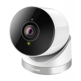 D-Link DCS-2670L telecamera di sorveglianza Telecamera di sicurezza IP Interno e esterno Cupola Argento, Bianco 1920 x 1080 Pixel