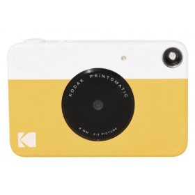 Kodak Printomatic instant digital camera 50,8 x 76,2 mm Bianco, Giallo