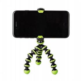 Joby GorillaPod Mobile Mini treppiede Smartphone/fotocamera di azione 3 gamba/gambe Nero, Verde