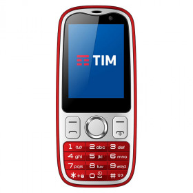 TIM Easy 4G ROSSO_NS