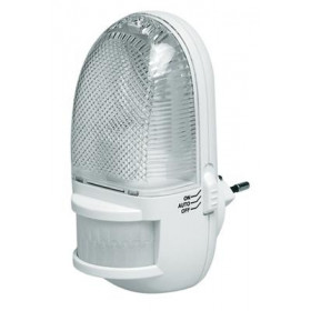 REV Night light w/ movement detector lampadina alogena