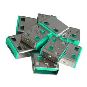 Lindy USB Port Blocker Pack 10 sistema di sicurezza e controllo