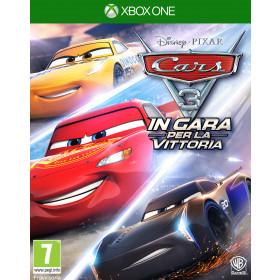 Warner Bros Cars 3: In Gara per la Vittoria, Xbox One