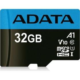 ADATA 32GB, microSDHC, Class 10 memoria flash Classe 10 UHS-I