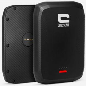 Crosscall X-Power batteria portatile Nero Ioni di Litio 5000 mAh Carica wireless