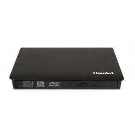 Hamlet USB Type-C DVD Writer unità ottica esterna masterizzatore dvd Tyce-C 8.5 gb Dual Layer