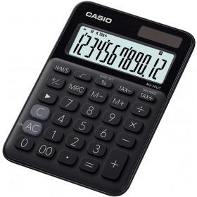 Casio MS-20UC-BK calcolatrice Scrivania Calcolatrice di base Nero