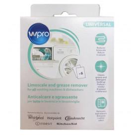 Wpro DES619 disincrostante Elettrodomestici Polvere