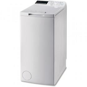 Indesit BTW E71253P (IT) lavatrice Libera installazione Caricamento dall'alto Bianco 7 kg 1200 Giri/min A+++