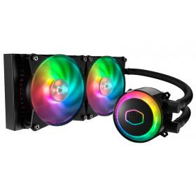 Cooler Master MASTERLIQUID ML240R RGB raffredamento dell'acqua e freon Processore