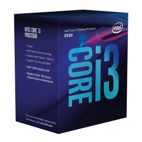 Intel Core i3-8300 processore 3,7 GHz Scatola 8 MB