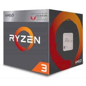 AMD Ryzen 3 2200G processore 3,5 GHz Scatola 2 MB L2