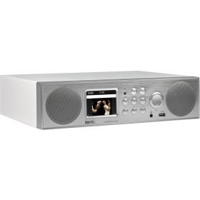 Telestar DABMAN i450 radio Portatile Analogico e digitale Argento