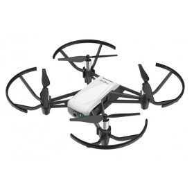 Ryze Technology Tello 4rotori Quadrirotore 5MP 1280 x 720Pixel 1100mAh Nero, Bianco drone fotocamera