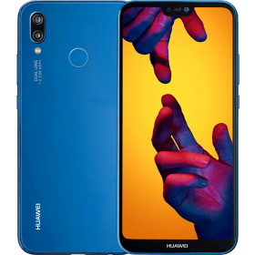 Huawei P20 Lite Doppia SIM 4G 64GB Nero, Blu