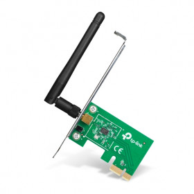TP-LINK TL-WN781ND scheda di rete e adattatore WLAN 150 Mbit/s Interno