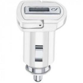 Cellularline 39235 caricabatterie per cellulari e PDA Auto Bianco