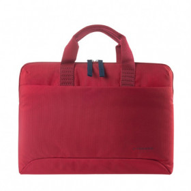 """Tucano Smilza borsa per notebook 35,6 cm (14"""") Borsa da corriere Rosso"""