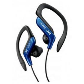 JVC HA-EB75 Intraurale Nero, Blu