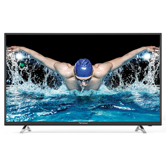 "Strong SRT 55UA6203 55"" 4K Ultra HD 260cd/m² Smart TV Nero A 16W TV Hospitality"
