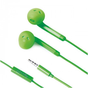 Celly FUN35GN auricolare per telefono cellulare Stereofonico Verde