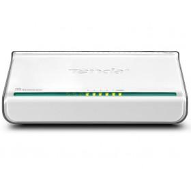 Tenda 5-Port Fast Ethernet Switch Non gestito Bianco