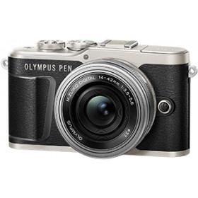 "Olympus PEN E-PL9 + 14-42mm F3.5-5.6 EZ MILC 16,1 MP 4/3"" Live MOS 4608 x 3456 Pixel Nero"