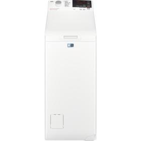 AEG L6TBG621 lavatrice Libera installazione Caricamento dall'alto Bianco 6 kg 1200 Giri/min A+++