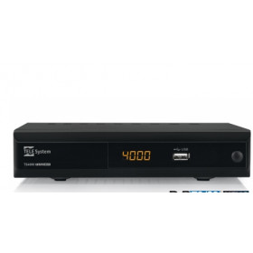 TELE System TS4000 set-top box TV Cavo Full HD Nero