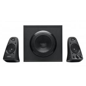 Logitech Z623 2.1canali 200W Nero set di altoparlanti