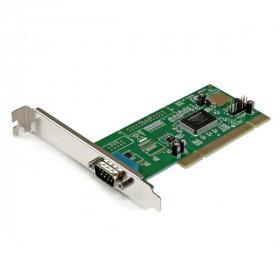 StarTech.com Scheda seriale PCI a 1 porte RS-232 con 16550 UART