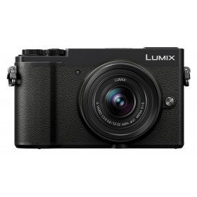 Panasonic Lumix DC-GX9KEG-K compact camera Fotocamera compatta 20,3 MP Live MOS 5184 x 3888 Pixel Nero