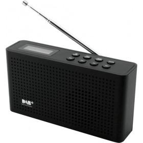 Soundmaster DAB150SW radio Portatile Digitale Nero