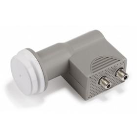 Telesystem SCR TS110F convertitori abbassatore di frequenza Low Noise Block (LNB) Grigio, Bianco