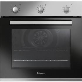 Candy FCP502X Forno elettrico 65L A Nero, Acciaio inossidabile forno