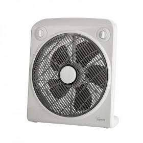 Bimar VBOX38T Ventilatore domestico con pale 50W Nero, Bianco ventilatore