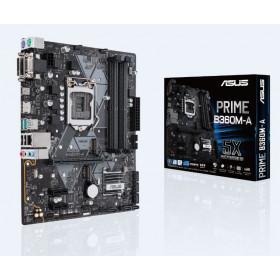 ASUS PRIME B360M-A scheda madre LGA 1151 (Presa H4) Micro ATX Intel® B360