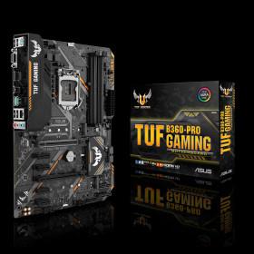 ASUS TUF B360-PRO GAMING scheda madre LGA 1151 (Presa H4) ATX Intel® B360