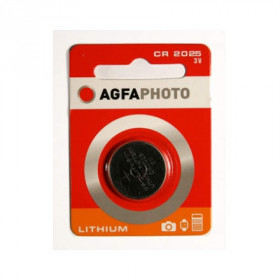 AgfaPhoto CR2025 Single-use battery Litio