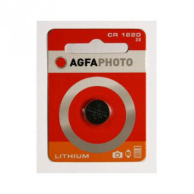 AgfaPhoto CR1220 Single-use battery Litio