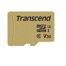 Transcend 8GB UHS-I U3 memoria flash MicroSDXC Classe 10